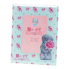 Happy Birthday Me to You Bear Photo Frame