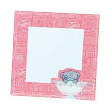 Mum Me to You Bear Medium Glass Photo Frame