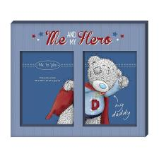 Me and My Hero Me to You Bear Photo Frame