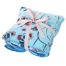 Blanket and Cushion Me to You Bear Gift Set