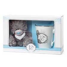 18th Birthday Mug & Plush Gift Set