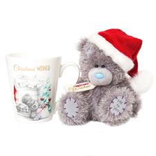 Christmas Me to You Bear Mug & Plush Gift Set