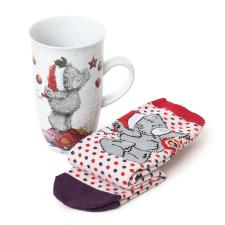 Christmas Me to You Bear Mug and Socks Gift Set
