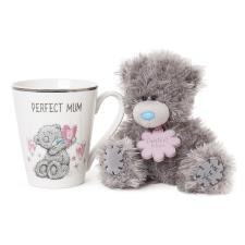 "Perfect Mum Me to You Bear Mug And 5"" Plush Gift Set"