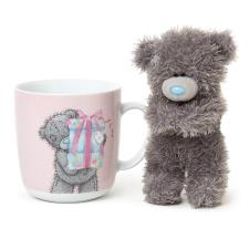 Happy Birthday Me to You Bear Mug & Plush Set
