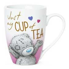 Just My Cup Of Tea Me to You Bear Boxed Mug