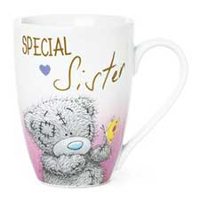 Special Sister Me to You Boxed Mug