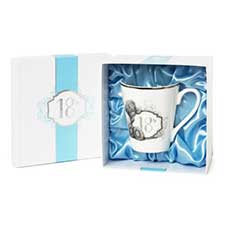 18th Birthday Me to You Bear Luxury Boxed Mug