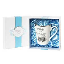 Forever Loved Me to You Bear Luxury Boxed Mug