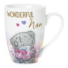 Wonderful Nan Me to You Bear Boxed Mug