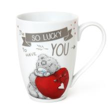 So Lucky To Have You Me to You Bear Boxed Mug