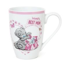 Worlds Best Mum Me to You Bear Boxed Mug