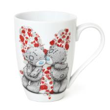 Kissing Tatty Teddy Me to You Bear Boxed Mug