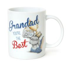 Grandad You Are The Best Me to You Bear Boxed Mug