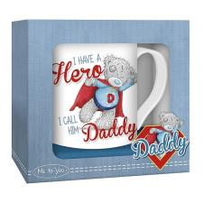Daddy Hero Me to You Bear Boxed Mug