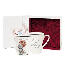 One I Love Me to You Bear Luxury Boxed Mug