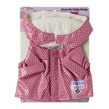 Tatty Teddy Me to You Bear Pink Rain Coat