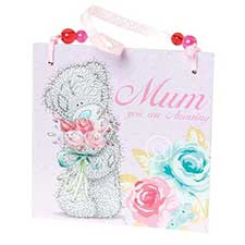 Amazing Mum Me to You Bear Plaque