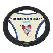 Me to You Bear Car Steering Wheel Cover