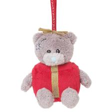 "3"" Bear In Present Me to You Bear Tree Decoration"