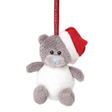 "3"" Bear In Snowball Me to You Bear Tree Decoration"