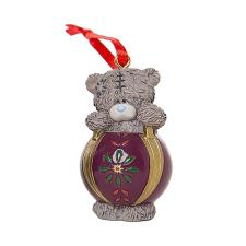 Dressed As Bauble Me to You Bear Tree Decoration