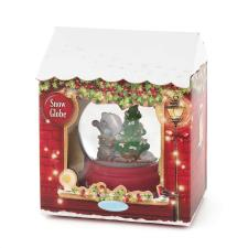Christmas Me To You Bear Snow Globe
