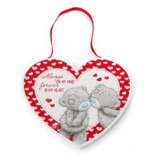 Always On My Mind Me to You Bear Heart Plaque
