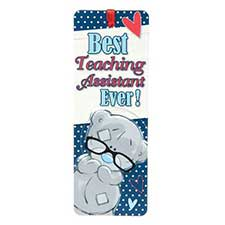 Classroom Assistant Me to You Bear Bookmark