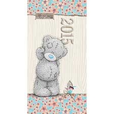 2015 Me to You Bear Classic Slim Diary