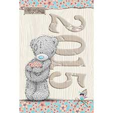 2015 Me to You Bear Classic A5 Diary