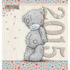 2015 Me to You Bear Classic Desk Calendar