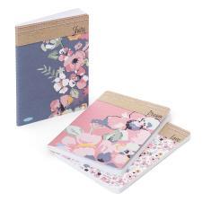 Pack of 3 A6 Me to You Bear Softback Notebooks