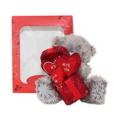 "8"" Special Edition Boxed Hearts Me to You Bear"