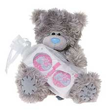 "7"" Me to You Bear with Bath Fizzers"