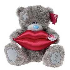 "16"" Big Kiss Me to You Bear"