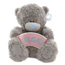 "12"" U R GR8 Banner Me to You Bear"