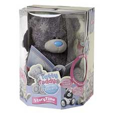 Story Time Tatty Teddy Interactive Me to You Bear