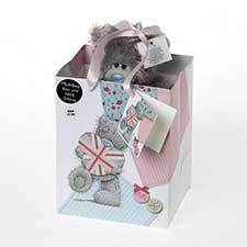 "5"" Me to You Bear in Gift Bag Set"