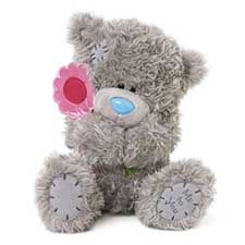 "10"" Me to You Bear Holding Flower"