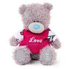 "4"" Love T-shirt Me to You Bear"