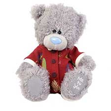 "8"" Red Onesie Me to You Bear"