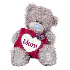 "7"" Wonderful Mum Cushion Me to You Bear"