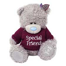 "7"" Special Friend Jumper Me to You Bear"
