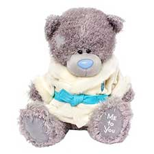 "10"" Me to You Bear wearing Dressing Gown"