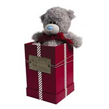 "7"" Me to You Bear in Red Gift Box"
