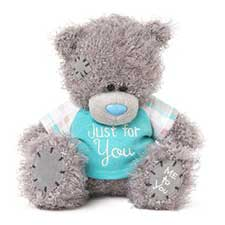 "7"" Just For You T-Shirt Me to You Bear"