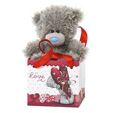 "5"" Me to You Bear In Gift Bag"