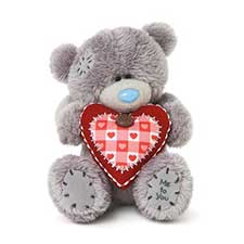 "4"" Holding Heart Me to You Bear"