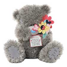 "16"" Mum Flowers & Butterflies Me to You Bear"